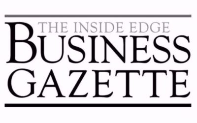 Pod Creative and Tide Change noted in Buziness Gazette
