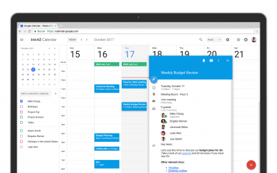 Why you should use Google Calendar