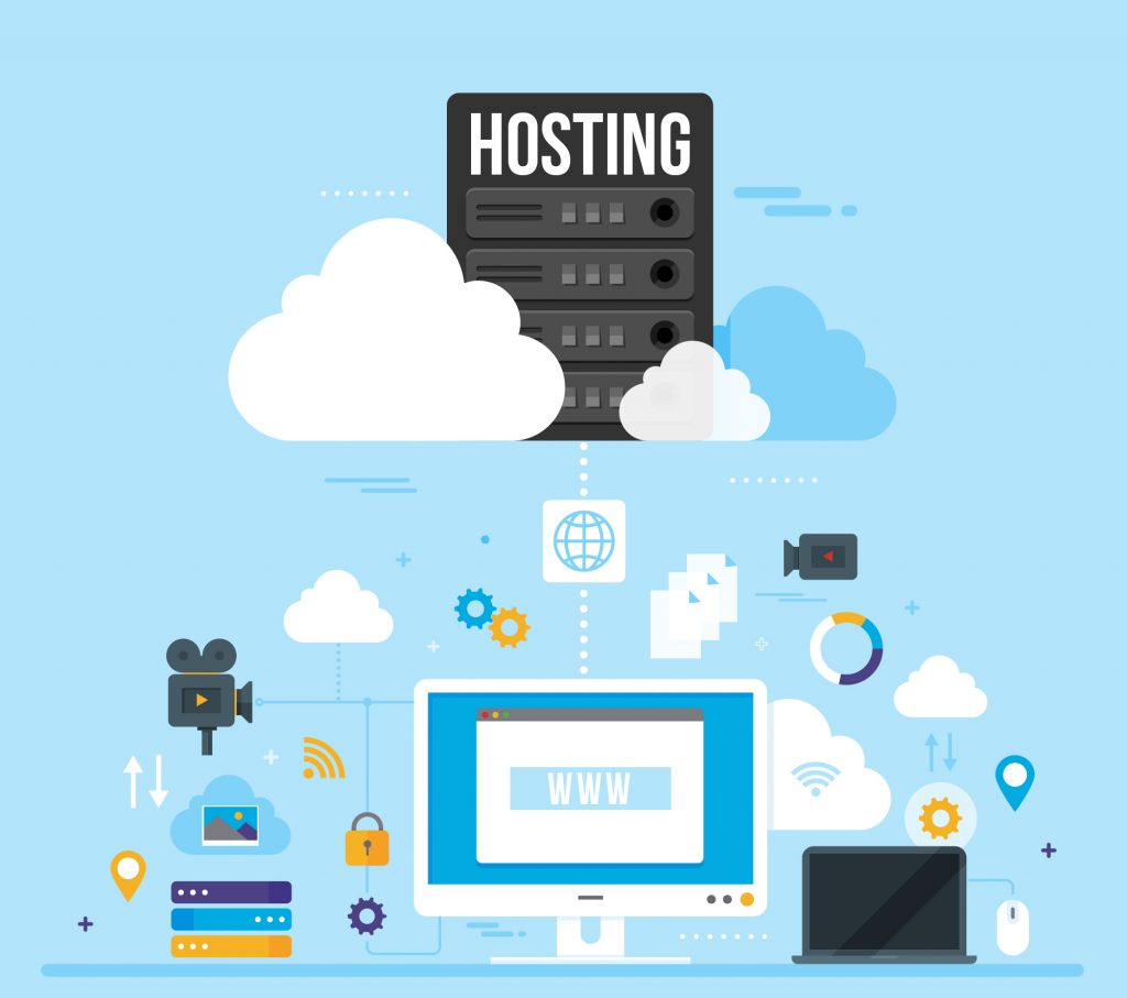 What type of hosting do you need